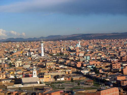 El Alto, Bolivia -  http://eaelalto.wordpress.com/case-study-in-progress/3-architecture/