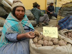 Agricultura Familiar tiene rostro de Mujer