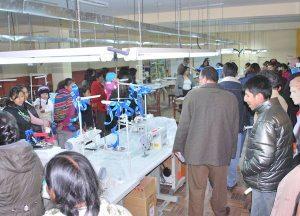 Las mujeres emprendedoras de El Alto tienen un nuevo centro de negocios para capacitarse y generar recursos