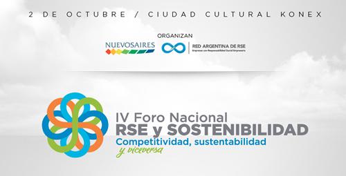 4to foro nacional de RSE y sosteniblidad