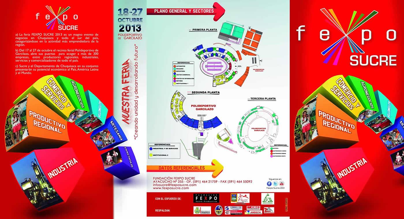 Fexpo Sucre 2013 (Hacer click para agrandar la imagen)
