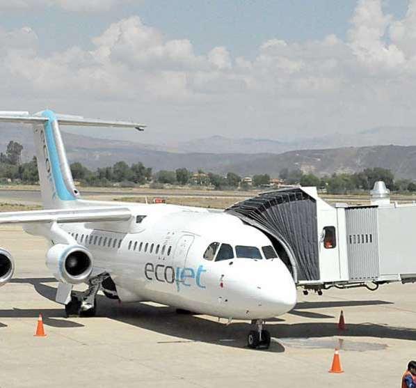 ecojet avion