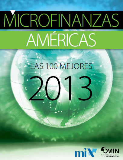microfinanzas top100 del 2013