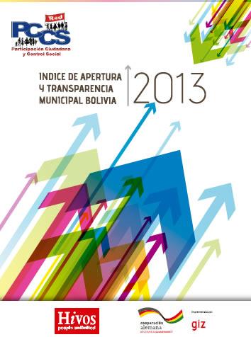indice de apertura y transparencia bolivia 2013