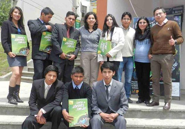 premio CJe jovenes La Paz