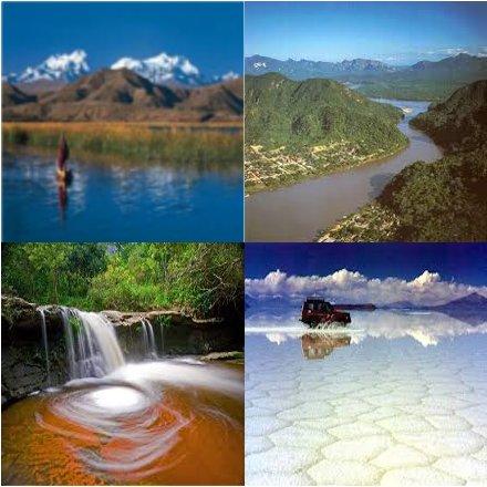 Bolivia turismo