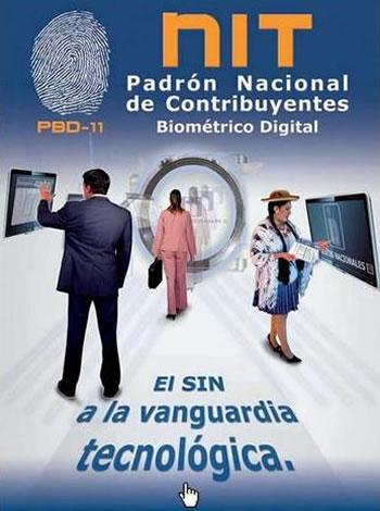 Padrón biométrico digital 2