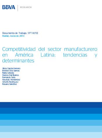 publicación competitividad manufactura
