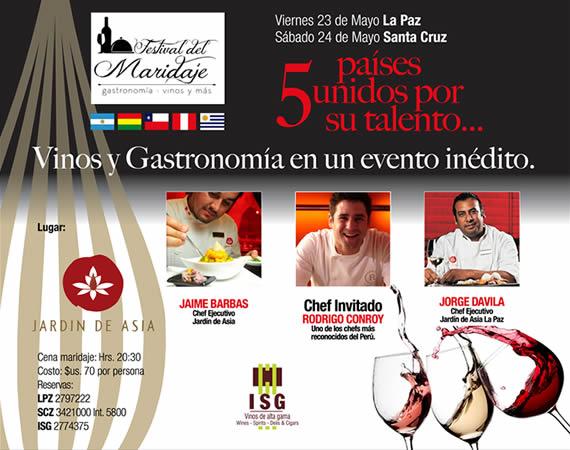 maridaje vino gastronomia1