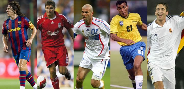 capitanes de futbol