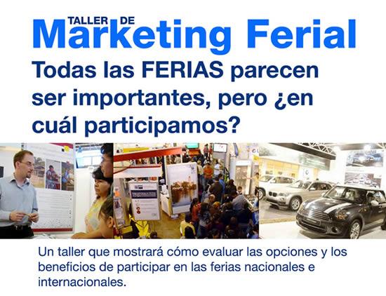 marketing ferial