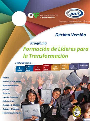 programa transformacion lideres