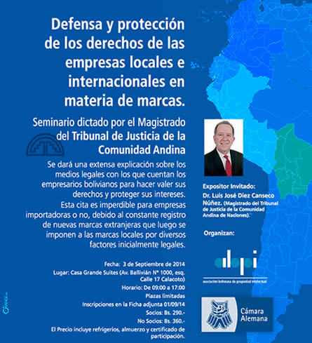 seminario defensa marcas