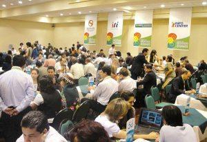 Actividad empresarial se dinamizará en la Expocruz./ El Diario