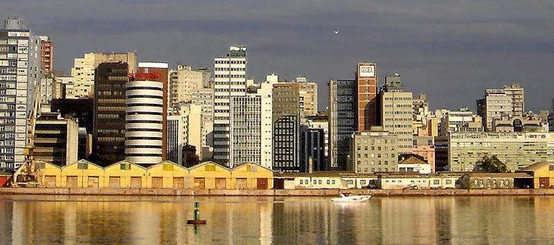 Ciudad de Porto Alegre. /Fuente commons.wikimedia.org