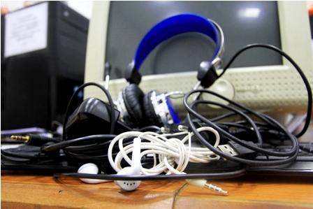Expocruz. Como parte de la campaña se recibirán diferentes aparatos electrónicos y eléctricos./Fuente El Día