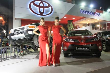 La importadora oferta a sus clientes vehículos nuevos con cero cuota inicial./El Día