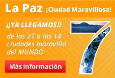 La Paz - Ciudad Maravillosa