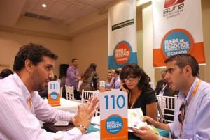 Foto Rueda de Negocioa CAINCO/ Fides
