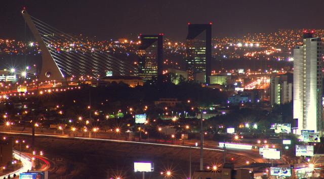 Ciudad de Monterrey. /Fuente viajeyhoteles.com