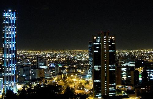 FCiudad de Bogotá./ uente finesdesemana.org