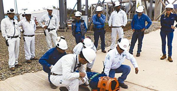 Desarrollo. A lo largo del año, cada empleado de Repsol cumple con un plan de formación según sus capacidades./ El Deber