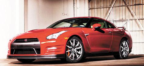 Modelo. El GT-R de Nissan en una exposición en Europa./ Fuente La Razón