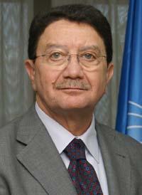 Taleb Rifai, secretario general de la Organización Mundial de Turismo (OMT)./Fuente iipt.org