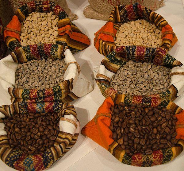 Oferta de productores de café./ Fuente El Diario