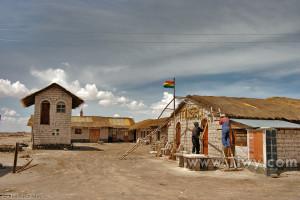 Gobernación de Potosí grantiza recursos para proyecto turístico comunitario Colchani, Atocha y Puerto Chubinca./ Fuente aclo.org.bo