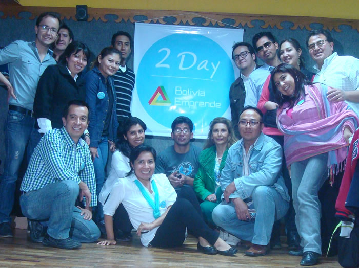 2 day Bolivia emprende