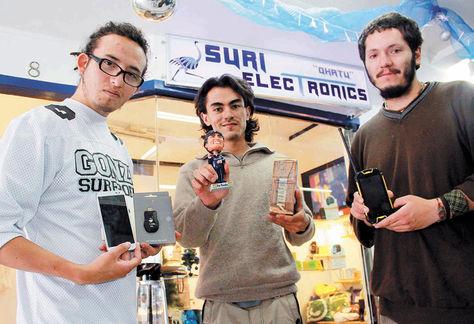 Emprendedores-Suri electronics