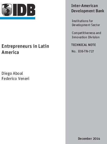 portada BID emprendedores americalatina