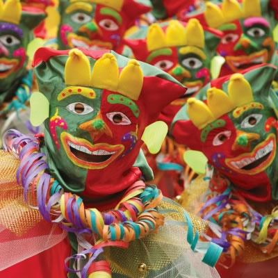carnaval la paz