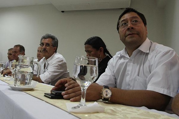cumbre productiva bolivia