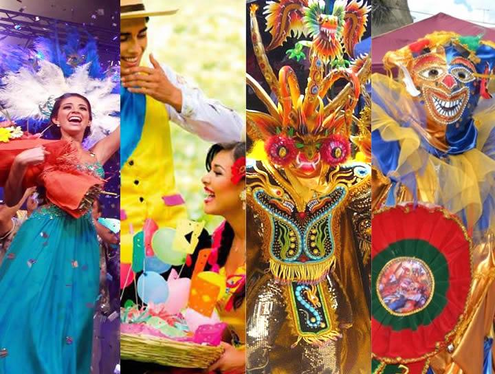 carnaval bolivia 2015