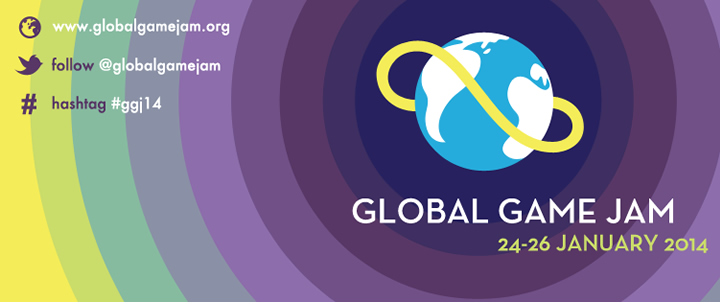 global game jam 2015 logo