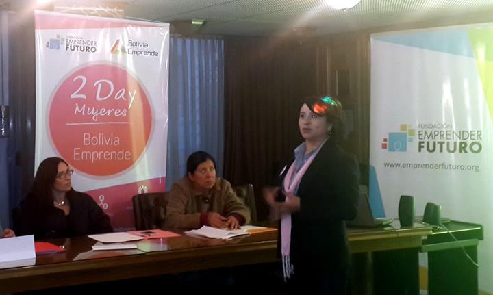 2 day mujeres bolivia emprende mildreth angelo
