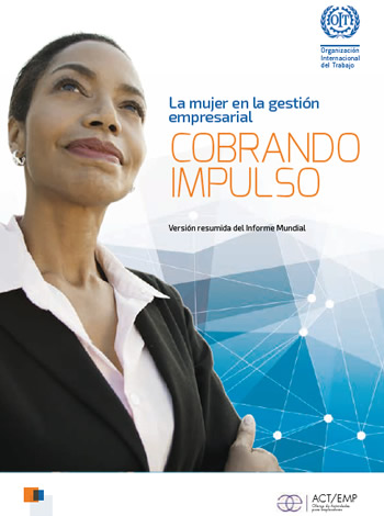 mujer en la gestion empresarial oit