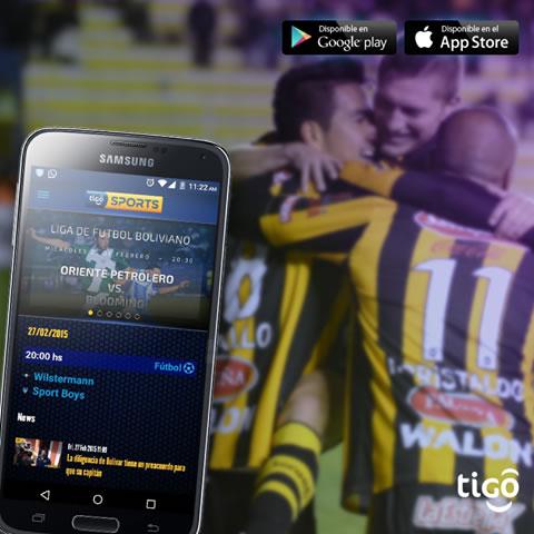 tigo sports app
