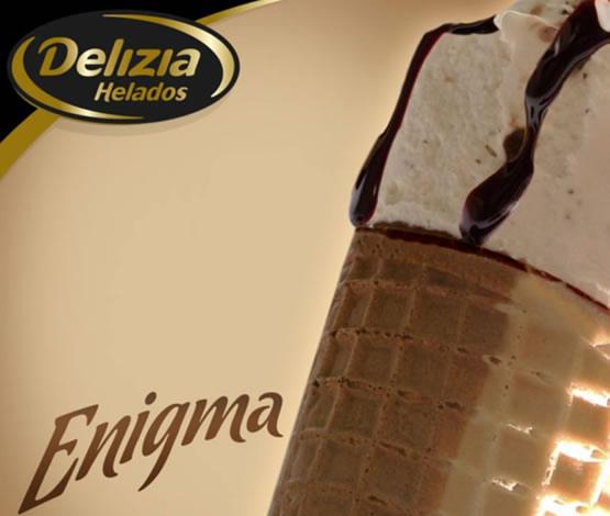 helado delizia enigma