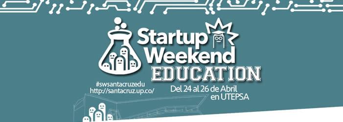 startup weekend education santa cruz