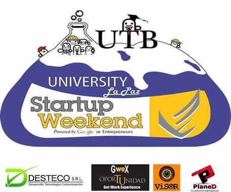 Startup weekend university utb 2015