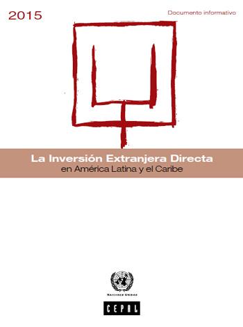 inversion extrabjera directa en america latina 2015