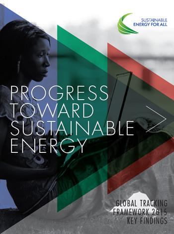 progress toward sustainable energy