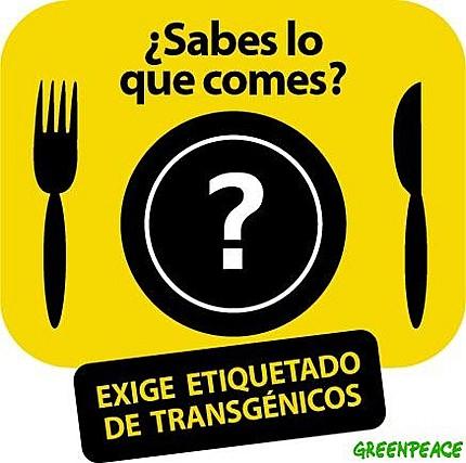 etiqueta transgenicos