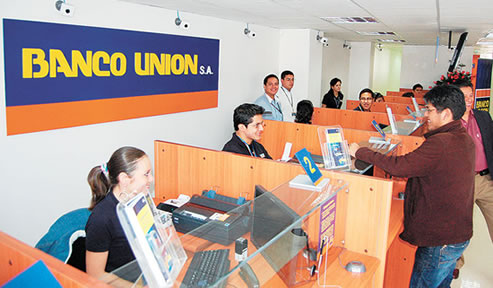 Banco-Union atencion