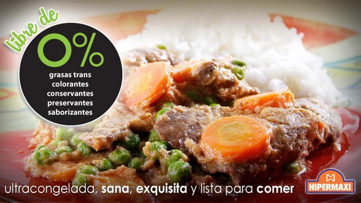 Novo boliviano comida gourmet saludable lista en 5 minutos - Empresas de alimentos congelados ...