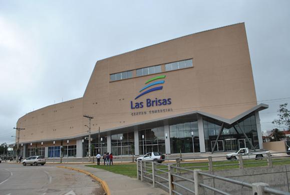 centro comercial las brisas