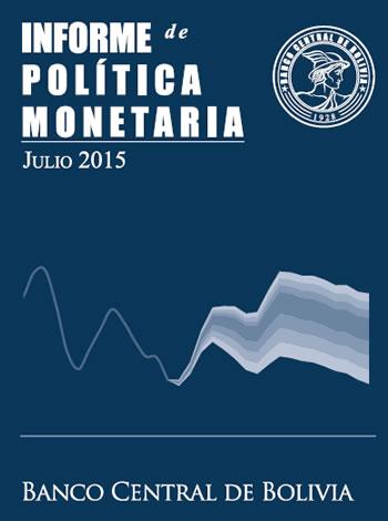 portada informe política monetaria